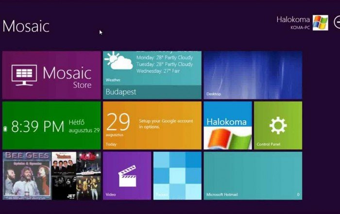 Windows 8: A New Look