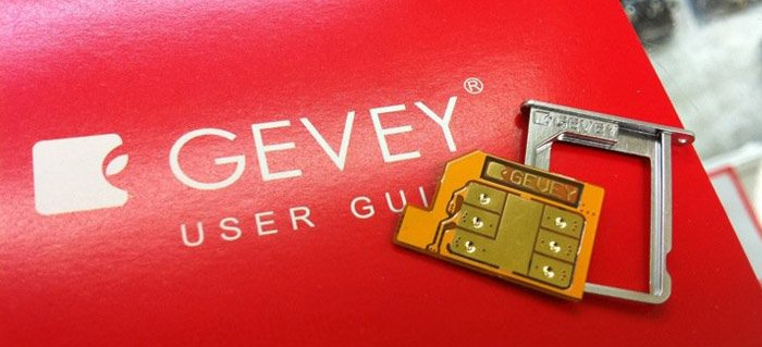 Gevey Ultra S interposer