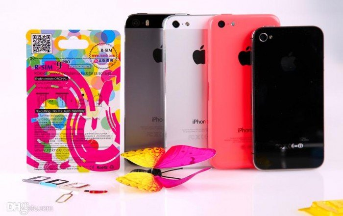 How To Get Your iPhone 5C Unlocked Using R-SIM™ 9 Pro