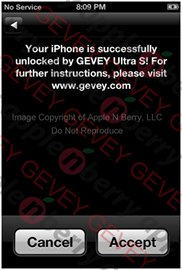 step 4 how to unlock iphone 4s
