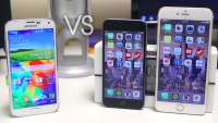 Apple's iPhone 6 to Face Off with the Samsung Galaxy S5