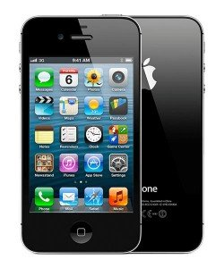 iPhone 4S UK Network Unlock Service