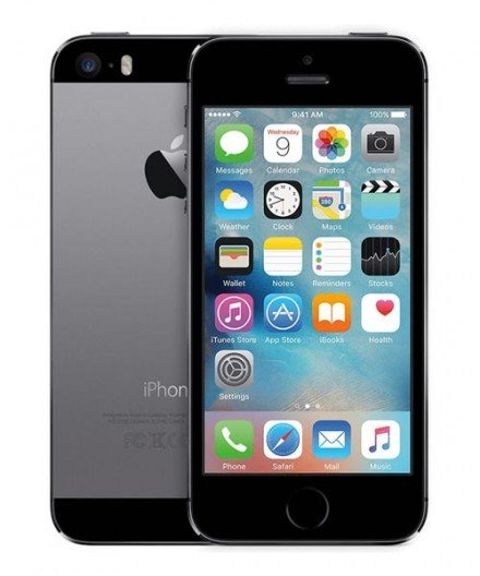 iPhone 5S UK Network Unlock Service