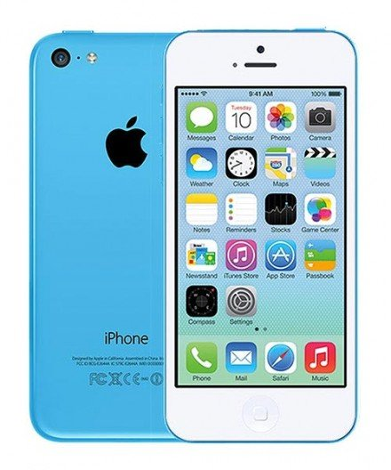 iPhone 5C UK Network Unlock Service