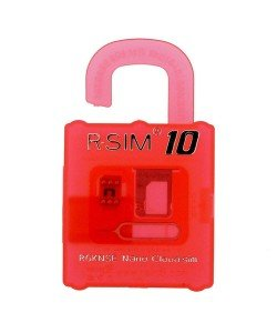 R-Sim 10 Unlock iPhone 4S, 5, 5C, 5S, 6, 6P