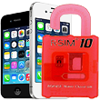 R Sim 10 Unlock iPhone 4S