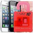 R Sim 10 Unlock iPhone 5