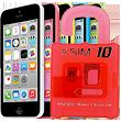 R Sim 10 Unlock iPhone 5C