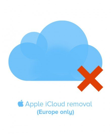 Apple iPhone iCloud Removal (Europe Only)