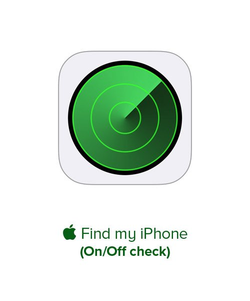 find my iphone app find my iphone on checker find my iphone app service 14087