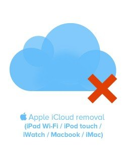 Premium Apple iCloud Removal for Non-SIM Devices