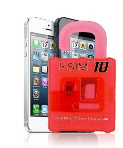 Unlock iPhone 5 R-Sim 10 Interposer