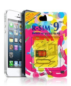 Unlock iPhone 5 R-Sim 9 Pro Interposer