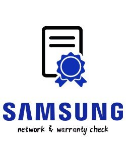 Samsung Phone Network & Warranty Check