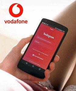 Vodafone Network Unlock Code (NUC)
