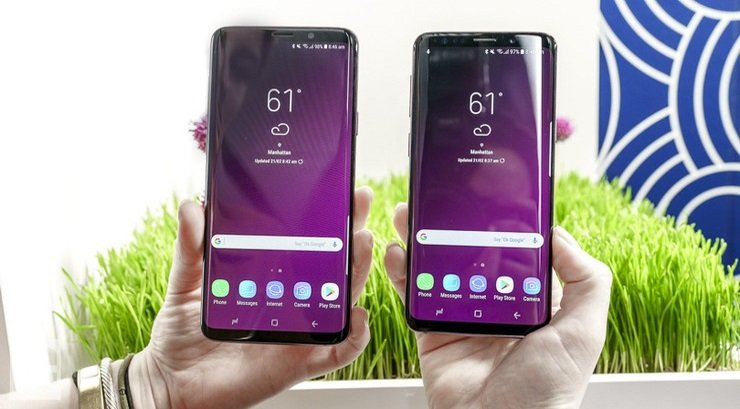 The Samsung Galaxy S9 and S9+ are very easy to unlock from Vodafone, O2, EE & Three.