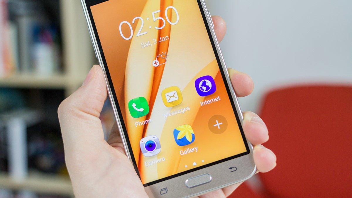 How to Unlock Samsung Galaxy J3 from EE, O2, Vodafone UK