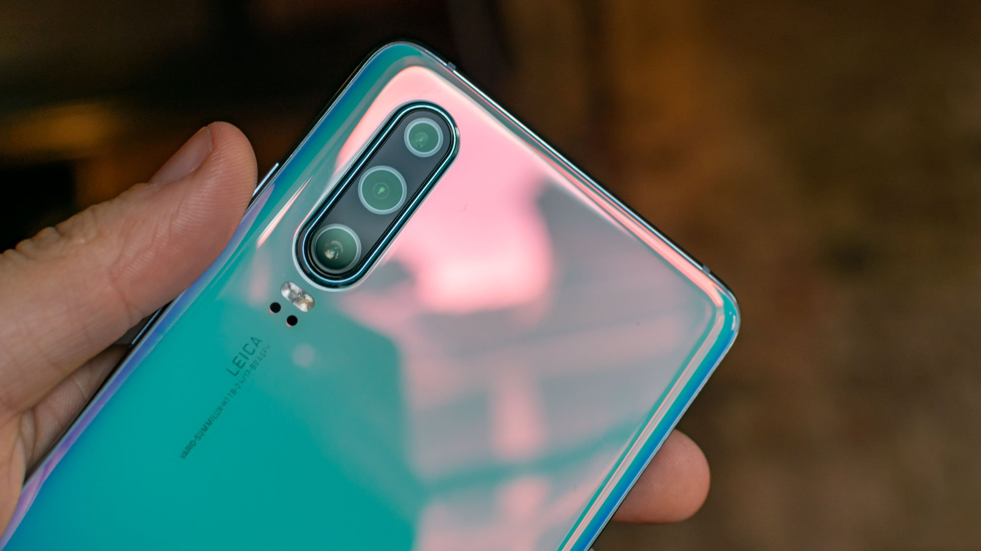 With a Leica triple camera system it's easy to see why the Huawei P30 is so popular