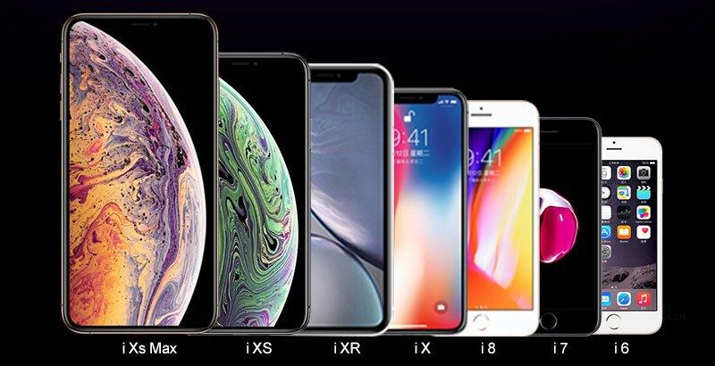 The R SIM 14 can unlock the iPhone 6, 7, 8, X, XR, XS, XS Max.