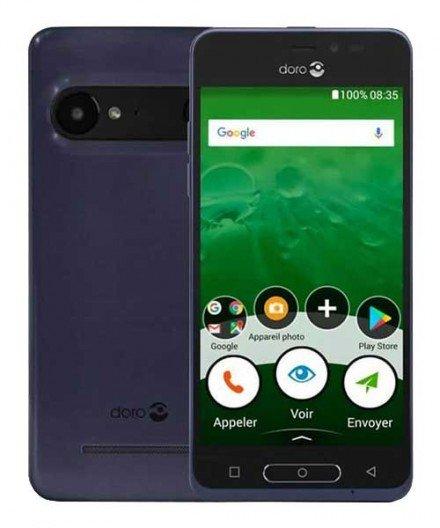 Doro 8035 Unlock Code   UK   EE   Tesco Mobile   O2   Vodafone   BT